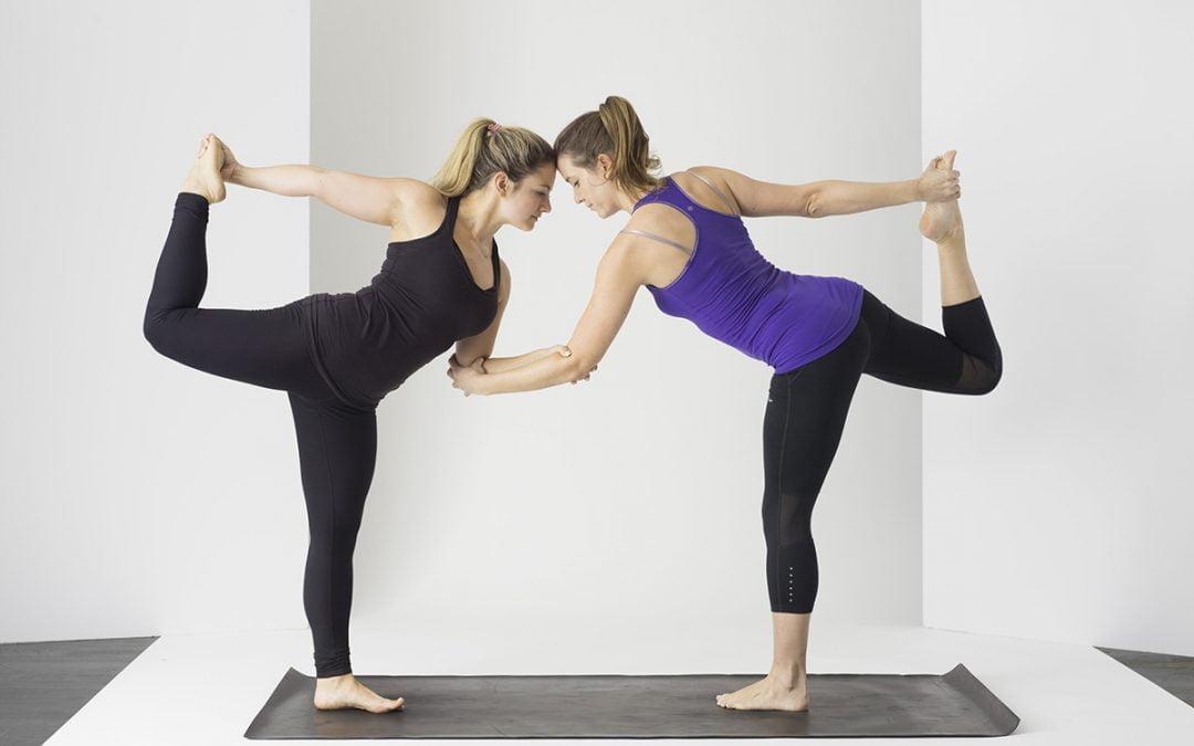 Yoga exclusivo. Grupos reducidos
