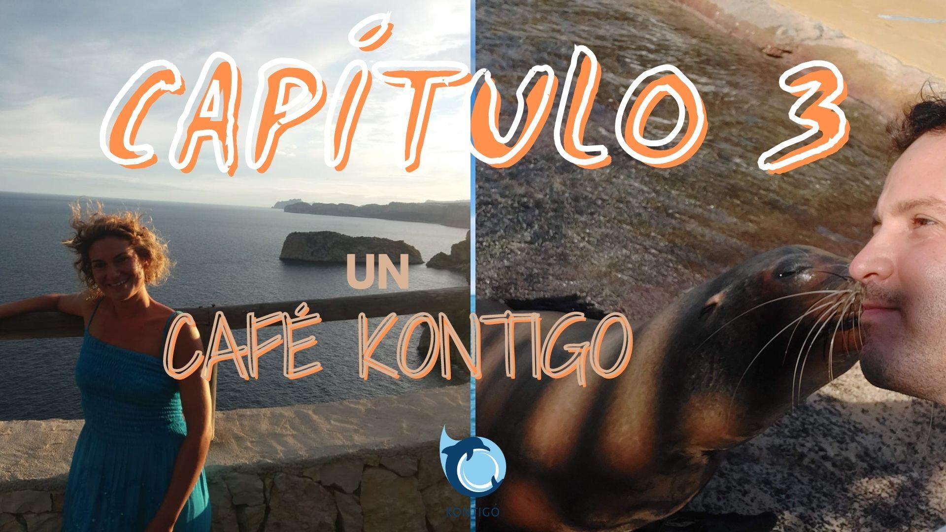 CAFÉ KONTIGO 03: SOBRE ECOSISTEMAS DE FAUNA MARINA Y ENTRENO ANIMAL