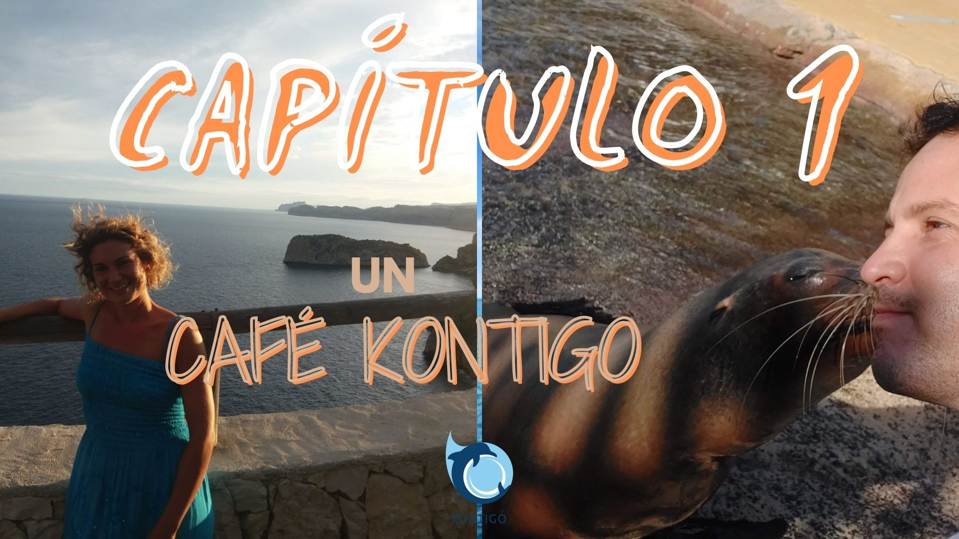 """CAFÉ KONTIGO 1: """"Sobre psicología animal, trabajo de entrenadores de delfines y mamíferos marinos"""""""