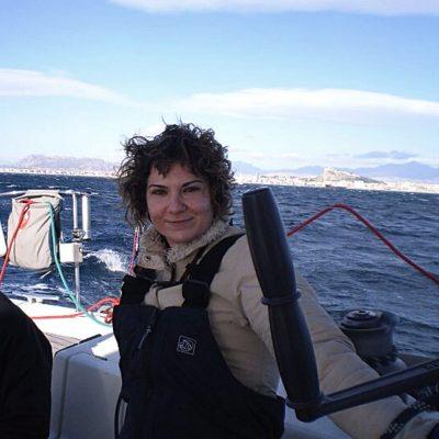 Psicóloga Alba Oltra
